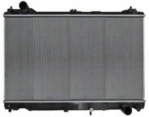 For 2014-2016 Lexus IS250 2.5L V6 / IS350 3.5L V6 Radiator AUTOMATIC