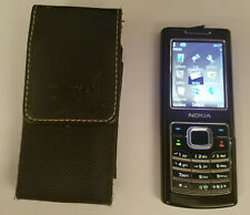 Nokia Classic 6500 - Black (Rogers) Cellular Phone