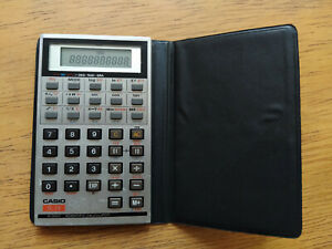 Rare Casio FX 78 Credit Card Size Scientific Calculator FX78