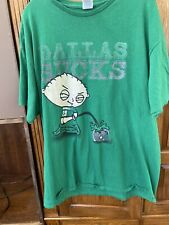 Family Guy Stewie Philadelphia Eagles Tshirt Size 2xl