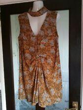 Ladies summer dresses size 12 used
