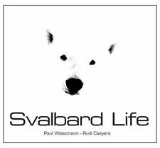 SVALBARD LIFE - NEW HARDCOVER BOOK
