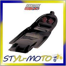 PANNELLO SOTTOSELLA MOTO SKIDMARX PER GSXR600 W V-Y SUZUKI NERO 1998-2000