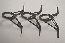 3  Discontinued Fuji  Fishing Rod Guides  size 40