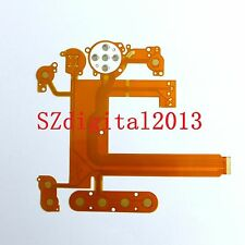 NEW Keyboard Button Rear Cover LCD Flex Cable For Nikon D7000 Digital Camera