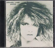 Annabel Lamb Justice (1988) [CD]