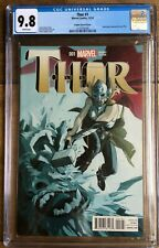 Thor #1 Staples Variant Cover CGC  9.8 2137052006