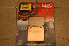 SUZUKI gv1400 Cavalcade EBC metallo sinterizzato pastiglie dei freni HI