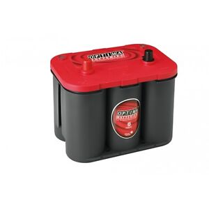 Optima Batterie Redtop RT S 4,2 50 AH, 12V RED TOP AGM