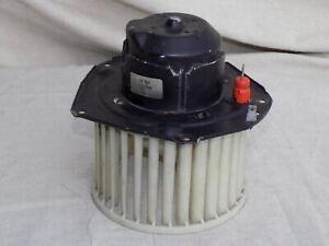 AC Air Conditioning Heater HVAC Blower Motor w/ Fan OEM 1985 C4 Corvette