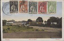 GUINEA BISSAU CHAO DE PAPEL