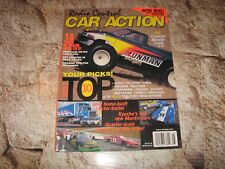 Vintage RC Car Action Magazine Losi Kyosho Tamiya Associated Used May 1997