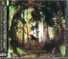 James Plotkin THE JOY OF DISEASE 1996 CD Mick Harris AVANT/JAPANESE IMPORT w/OBI