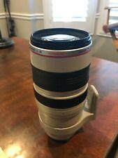 CANON ZOOM EF 100-400mm F/4.5-5.6 L IS USM AF Lens