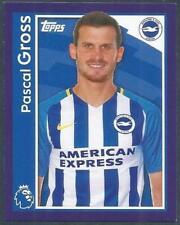 TOPPS 2018 PREMIER LEAGUE- #045-BRIGHTON & HOVE ALBION-PASCAL GROSS