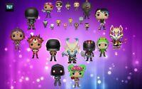 Funko Pop! >> All Fortnite Characters << S1 & S2 - CHOOSE YOUR POP VINYL FIGURE