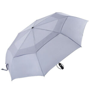Extra Large Durable Auto Open Windproof Folding Golf Umbrella Multifunction