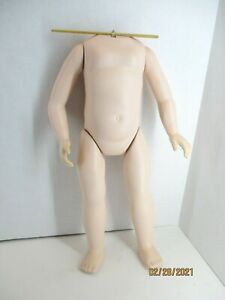 "11"" Reproduction Bisque/ Porcelain body NO HEAD,  Strung body Item #30"