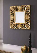 Espejos Clasicos : Modelo SARTRE oro de 100x100cms.