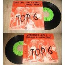 TOP 6 - Dire Que L'On S'Aimait Quand Même Rare French PS 7' Private Garage Pop