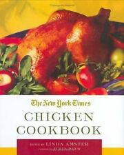 The New York Times Chicken Chicken Cookbook-ExLibrary