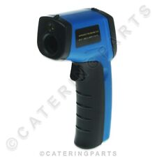 HANDHELD INFRA-RED THERMOMETER DIGITAL NON-CONTACT LASER TEMPERATURE SENSOR GUN