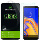 [3-Pack] Dmax Armor Tempered Glass Screen Protector for Samsung Galaxy J4 Plus