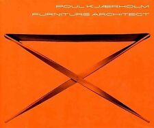 Poul Kjaerholm : Furniture Architect, Hardcover by Sheridan, Michael; Tojner,...