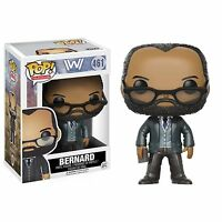 Funko Westworld POP Bernard Vinyl Figure NEW Toys Collectibles TV Series