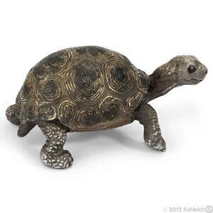 NEW SCHLEICH 14643 Giant Turtle Tortoise Baby - RETIRED