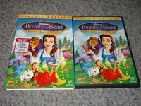 Disney Beauty & The Beast Belle's Magical World Special Edition DVD w/ Slipcover