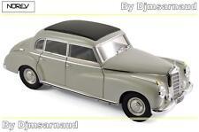 Mercedes-Benz 300 de 1955 Grey Beige NOREV - NO 183578 - Echelle 1/18