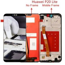 Fits Huawei P20 Lite A+++ LCD Display Touch Screen Digitizer Assembly Replacemen