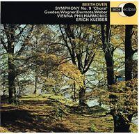 Beethoven: Symphonie N.9 / Erich Kleiber, Vienna Philharmonic Orchestra - LP