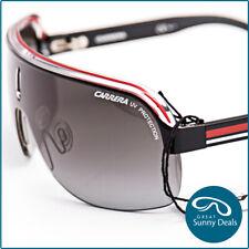 NEW Carrera TopCar 1 Black Crystal Red Grey Gradient (KBO99PT) Sunglasses