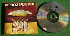 The Troggs Greatest Hits inc Wild Thing / With A Girl Like You + CD