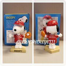 2018 Cincinnati Reds Peanuts Snoopy SGA Bobble Bobblehead 5-20-18