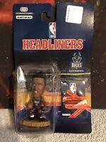 Vintage Corinthian Headliners NBA NIP MOC Milwaukee Bucks Glenn Robinson