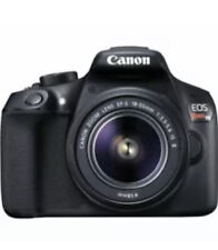 New Canon EOS Rebel T6 Digital SLR Camera with EF-S 18-55mm f/3.5-5.6 IS II Lens