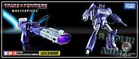 Authentic TAKARA Transformers MP-29 Masterpiece Shockwave Laserwave
