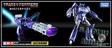 AU  Authentic TAKARA Transformers MP-29 Masterpiece Shockwave Laserwave on Sale