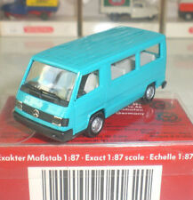 HERPA 041621 PETIT VOITURE MERCEDES BENZ MB 100D MINI BUS SCALE 1:87 HO OCCASION