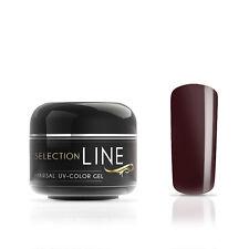UV Farb Gel Selection Line Marsal 5 ml Mysterious Girl   Dunkel Rot mittelviskos