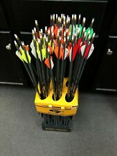 Gold Tip Hunter Pro 340 Spine 6-Pack Bow Hunting Arrows