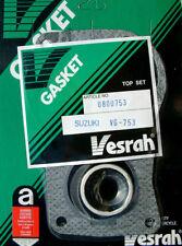 Juego de tapas superiores VESRAH kit Suzuki GP125 GP 125 C/UC/N/SIN/X/UX 78-81