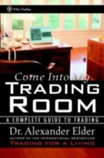 Come into My Trading Room A Complete Guide to Trading Dr. Alexander Elder Book