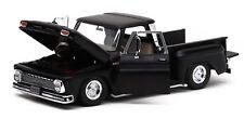 1965 Chevrolet pickup truck BLACK 1:18 SunStar 1388