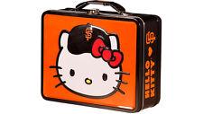 San Francisco SF Giants Hello Kitty LUNCH BOX SGA 8/6/2017