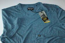 Barbour International Tee Shirt Bovington Scoop MML0782BL18 UK Fit XX-Large XXL