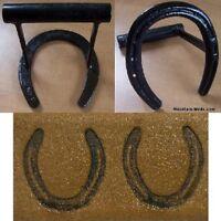 Concrete cement stucco Landscape Curbing Horse Shoe Imprint Texture Stamp New